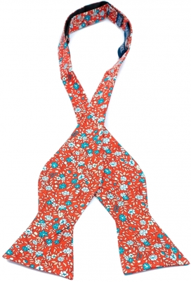 Roma Flowers Self Tie