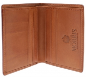 Morris Wallet Slim - Tan
