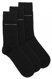 Abramio Socks 3-Pack - Black
