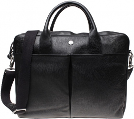 Laptop Bag Boomerang - Black