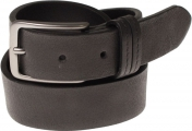 Leather Belt | Black | Saddler Scandinavia