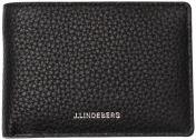 Wallet Black Grain - Slim