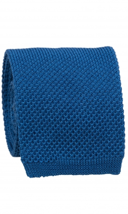 Slips Knitted | Blue