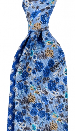 Slips 8 cm | Blue Multi Flower | Eton