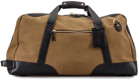 Duffle bag - (Large) Khaki Canvas